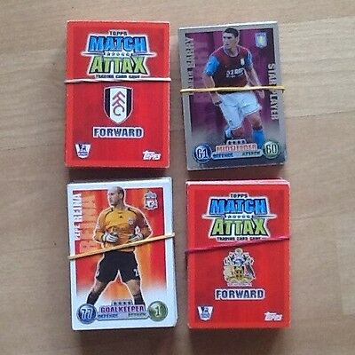 Topps Match Attax 2007/08 Premier League Player Cards - Finish your collection 2