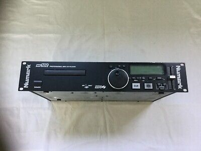 Numark MP102 Professional MP3 CD Player & Mixer