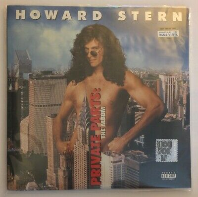 Private Parts - Motion Picture Soundtrack - Record Store Day 2019 Howard Stern