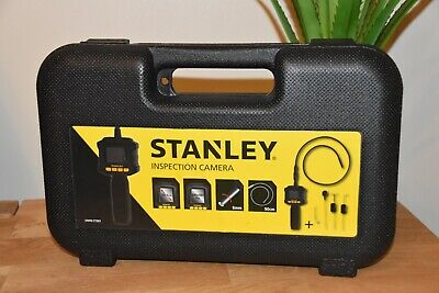 Brand New Stanley STHT0-77363 Inspection Camera, Black/Yellow