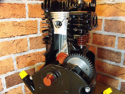 Engine, Sectioned 4 stroke, Stationary Engine, Cut Away Engine, Display Engine.