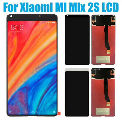 For Xiaomi MI Mix 2S LCD Screen and Digitizer Assembly Replacement Parts RHN02