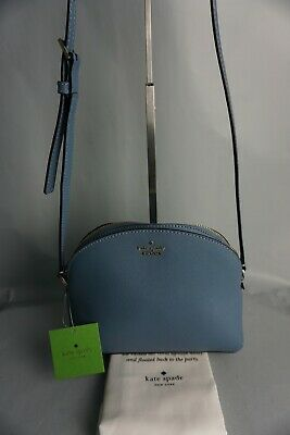 ad28e8f72 kate spade Large Hilli Moonstone Leather Cameron Street Crossbody--NWT $198