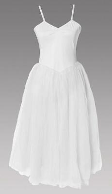Brand New Elegant 5 Layers White Romantic Tutu Dress - Quality Assured