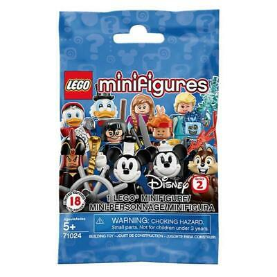 LEGO 71024 Minifigures Disney Series 2* New Sealed