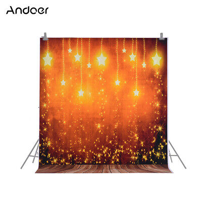 Andoer 1.5 * 2m/4.9 * 6.5ft Photography Background Backdrop Computer G0D2