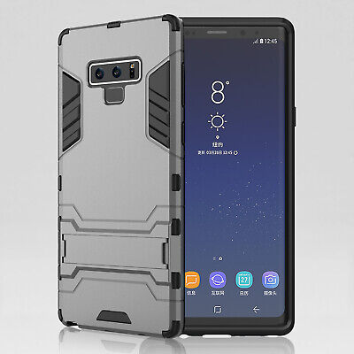 For Samsung Galaxy S8 S9 S10e S10 Plus Case Shockproof Dustproof +Tempered Glass