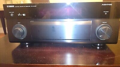 YAMAHA RX-A670 7 2 Channel Aventage Network AV Receiver - $549 95