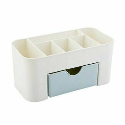Assorted Color High Quality Plastic Cosmetic Makeup Storage Organiser Box,