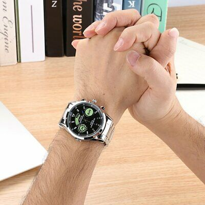 C11Wifi Mini Camera Watch Dvr Recorder Ir Night Vision Cam Tf Kc XP