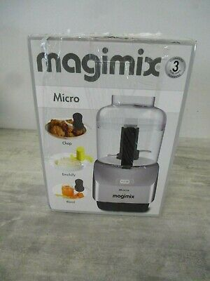 hachoir Magimix micro  model 18115f ( occasion )