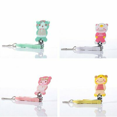 C0166 Stainless Steel Nail Clippers Nail Art Cutter Manicure Pedicure  FM⊥