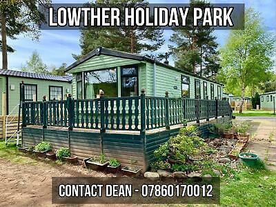 Static caravan holiday home for sale 3 bed Lake District Cumbria Ullswater