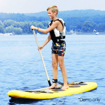 Aqua Marina 1 Person Inflatable Stand-up Paddle Board With Hand Pump Backpack