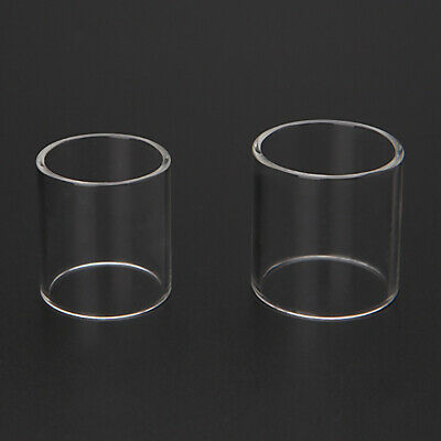 Glass Tube Replacement For iJust 2 / iJust S Clear Transparent Pyrex Glass Tube