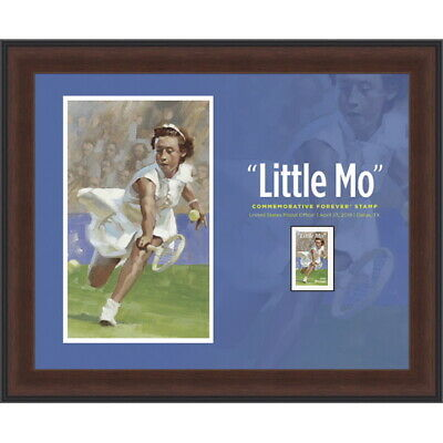 "USPS New ""Little Mo"" Framed Stamps"