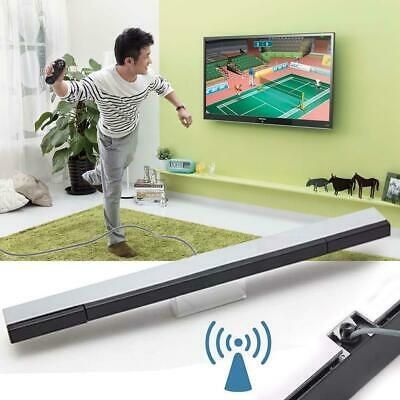 Wired IR Infrared Ray Inductor Motion Sensor Bar Receiver for Wii Controller
