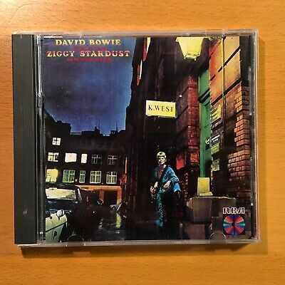 David Bowie - The Rise And Fall Of Ziggy Stardust - CD RCA Japan PCD1-4702