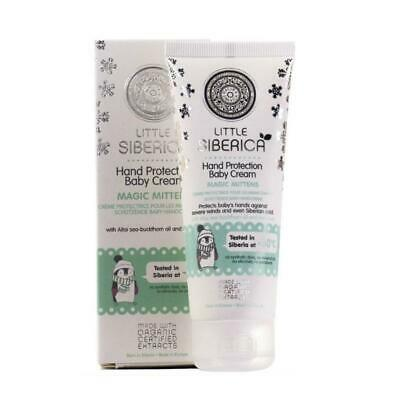Natura Siberica Little Siberica Hand Protection Baby Cream Magic Mittens, 75ml