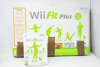 WII FIT JUEGO MAS WIIFITPLUS TABLA  NINTENDO WII FIT PLUS inv-3085