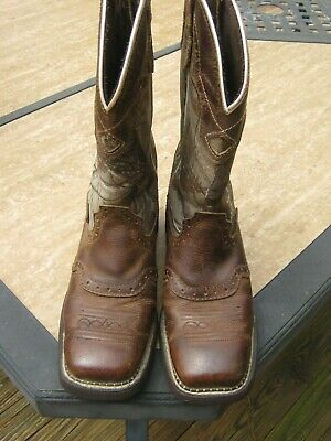 1a731520a2998 Women's Justin Gypsy Camo Boots Size 6.5B-Great Used Condition-Take A Look