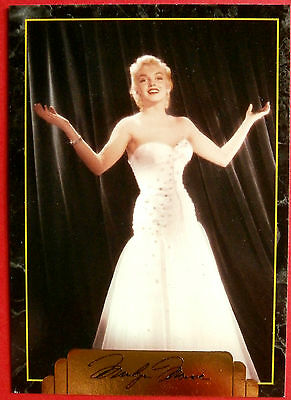 """""""Sports Time Inc."""" MARILYN MONROE Card # 181 individual card, issued in 1995"""