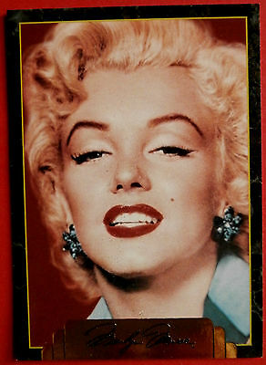 """""""Sports Time Inc."""" MARILYN MONROE Card # 142 individual card, issued in 1995"""