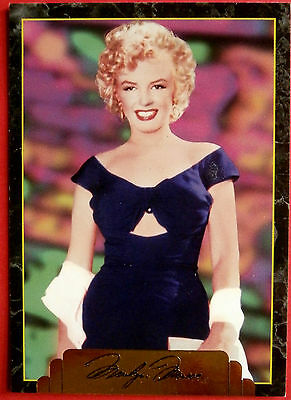 """""""Sports Time Inc."""" MARILYN MONROE Card # 152 individual card, issued in 1995"""