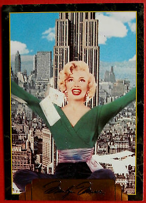 """""""Sports Time Inc."""" MARILYN MONROE Card # 178 individual card, issued in 1995"""