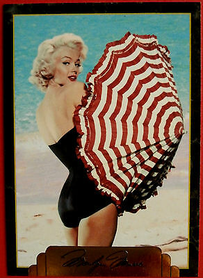 """""""Sports Time Inc."""" MARILYN MONROE Card # 195 individual card, issued in 1995"""