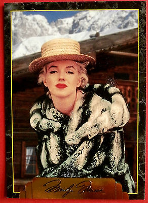 """""""Sports Time Inc."""" MARILYN MONROE Card # 158 individual card, issued in 1995"""