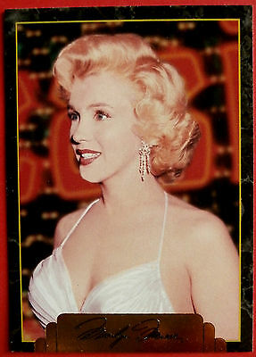 """""""Sports Time Inc."""" MARILYN MONROE Card # 147 individual card, issued in 1995"""