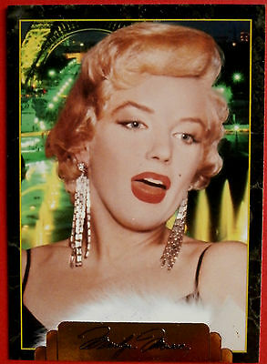 """""""Sports Time Inc."""" MARILYN MONROE Card # 176 individual card, issued in 1995"""