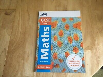 Letts Gcse Success Maths Higher Tier Grade 9-1 Revision Guide 2015 Answers