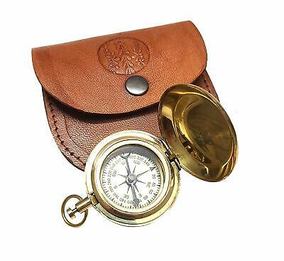 Brass Marine Daley Compass Nautical Ship Nautical Instrument 2 inch