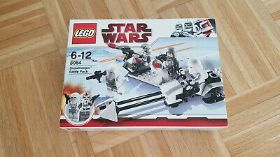 LEGO Star Wars 8084 - Snowtrooper Battle Pack