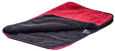 P&L Superior Pet Beds Double Thickness Sherpa Fleece Blanket, Large, 150 x 100 x