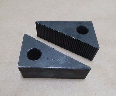 "(2pc.) CL 50 BS CLAMPING STEP BLOCKS T-SLOT 2-3/8"" x 4"""