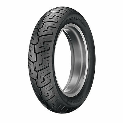 Dunlop D401 Rear Motorcycle Tire 130/90B-16 (73H) Black Wall for