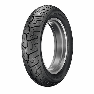 Dunlop D401 Rear Motorcycle Tire 150/80B-16 (71H) Black Wall for
