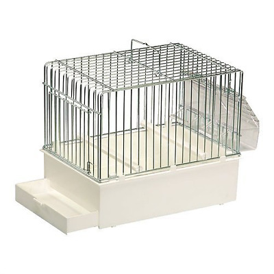 Pet Ting Bird Transport Cage - Travel Cage - Finch - Canary - Budgie Ect
