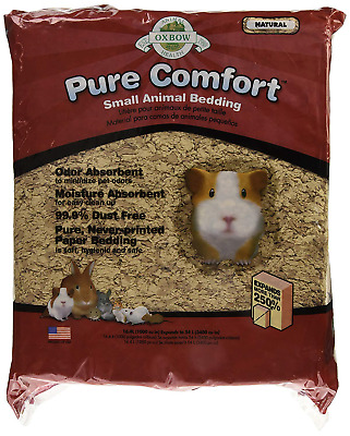 Oxbow Pure Comfort Bedding, 16.4 Litre, Natural Beige
