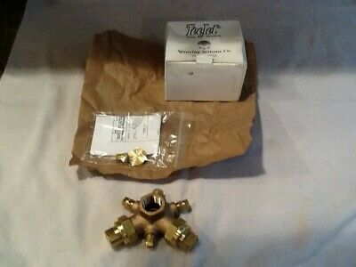 5880-3/4-2toc20 TeeJet Extra Wide Flat Spray Boomjet Boomless Nozzle