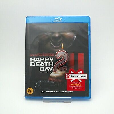 Happy Death Day 2U - Blu-ray, DVD (2019) / Pick format !