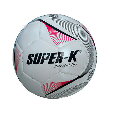Wholesale Soccer Ball Official Size 5 PU Football Durable Team Game Match Lot 6