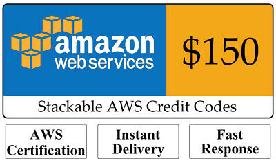 $150 Amazon Web Services AWS Lightsail EC2 Promo Credit Code