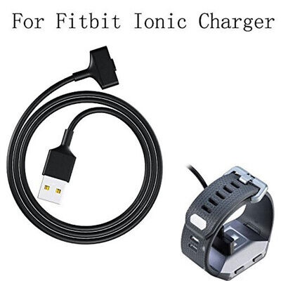 USB Charging Charger Cable For Fitbit Ionic 1M Replacement Dock Adapter 2019 ETA