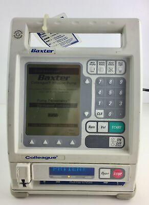Baxter - Colleague - Infusion Fluid Administration Pump