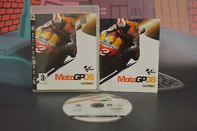 Moto Gp Motogp 08 Sony Playstation 3 Ps3
