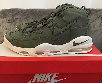 buy online ccc81 74109 Brand New Mens Nike Air Max 2 Uptempo QS Khaki Green Trainers